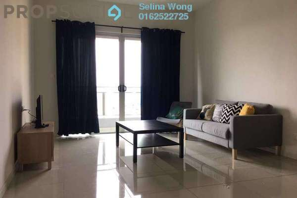 For Rent Condominium at Sunway GEO Residences, Bandar Sunway Freehold Fully Furnished 2R/2B 2.8k