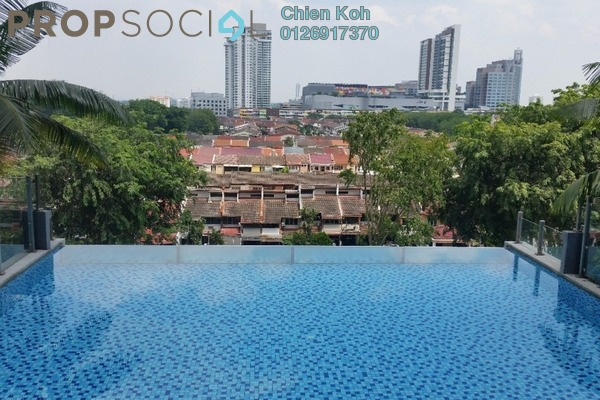For Rent Condominium at Glomac Damansara Residences, TTDI Freehold Fully Furnished 3R/4B 5k