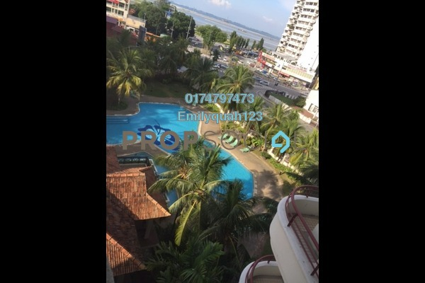 For Rent Condominium at Mutiara Villa, Tanjung Tokong Freehold Fully Furnished 3R/2B 2.7k