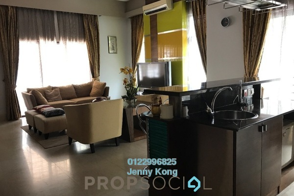 For Rent Semi-Detached at Aman Suria Damansara, Petaling Jaya Freehold Fully Furnished 6R/6B 5k