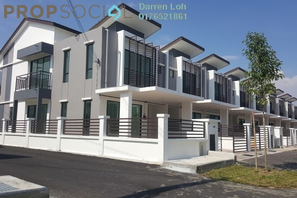 For Sale Terrace at Saujana KLIA, Sepang Freehold Unfurnished 4R/4B 600k