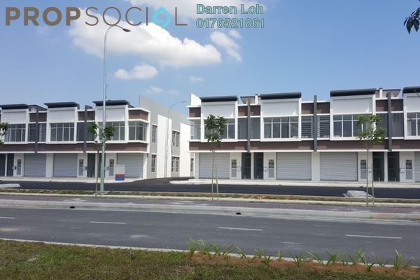 For Sale Shop at Saujana KLIA, Sepang Freehold Unfurnished 0R/4B 1.18m