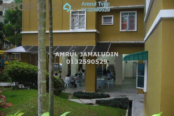 For Sale Condominium at Taman Bukit Indah, Ampang Leasehold Semi Furnished 3R/2B 400k