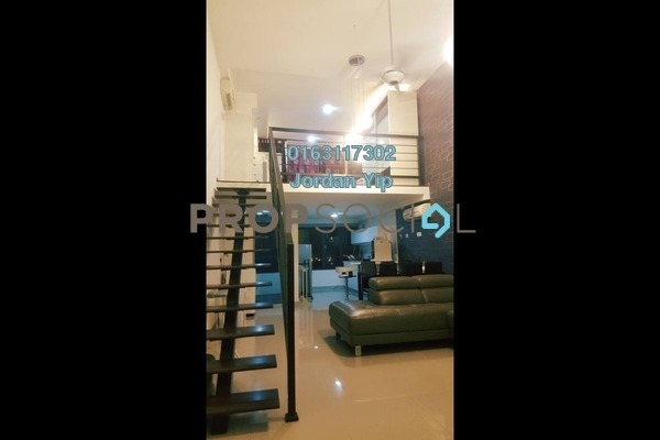 For Sale SoHo/Studio at Subang SoHo, Subang Jaya Freehold Fully Furnished 1R/1B 430k