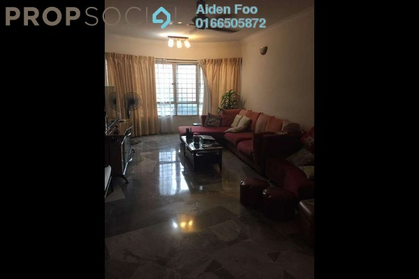 For Sale Condominium at Sri Intan 1, Jalan Ipoh Freehold Semi Furnished 3R/2B 430k