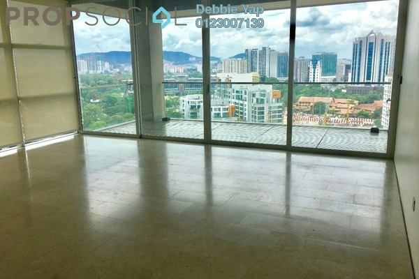 For Rent Condominium at Park Seven, KLCC Freehold Semi Furnished 3R/3B 11k
