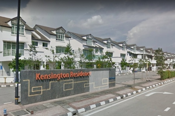 For Rent Semi-Detached at Kensington Residence, Bukit Mertajam Freehold Unfurnished 5R/4B 1.5k