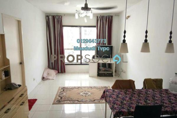 For Sale Apartment at One Selayang, Selayang Freehold Semi Furnished 3R/2B 230k
