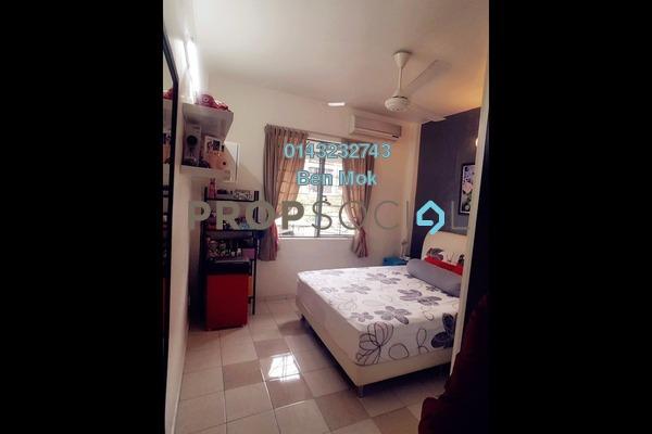 For Sale Apartment at SD Apartments, Bandar Sri Damansara Freehold Semi Furnished 3R/2B 410k