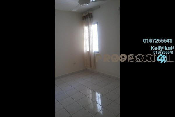 For Sale Condominium at Puncak Desa Apartment, Kepong Freehold Semi Furnished 3R/2B 215k
