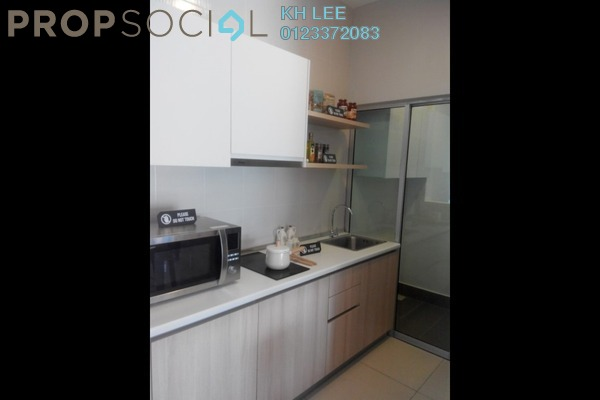 For Sale Apartment at Razak City Residences, Sungai Besi Freehold Fully Furnished 2R/2B 435k