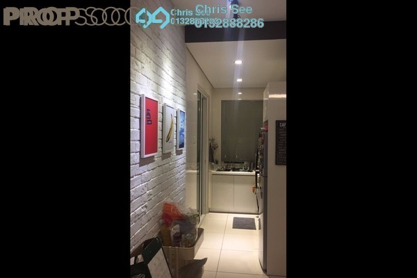 For Sale Condominium at Glomac Damansara, TTDI Freehold Semi Furnished 3R/2B 960k