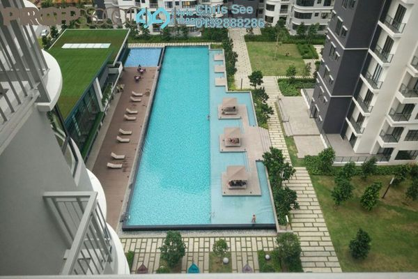 For Sale Condominium at Maisson, Ara Damansara Freehold Semi Furnished 1R/1B 378k