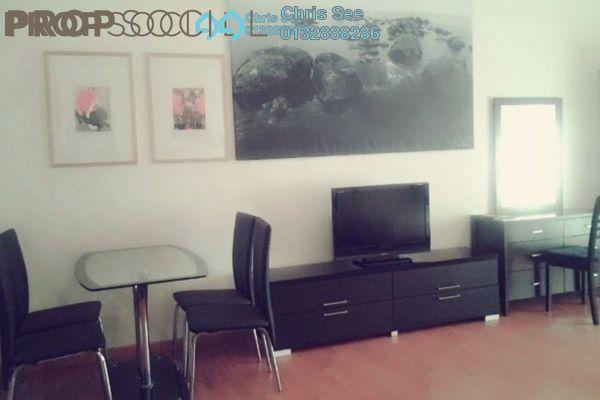 For Rent SoHo/Studio at Maytower, Dang Wangi Freehold Fully Furnished 1R/1B 1.8k