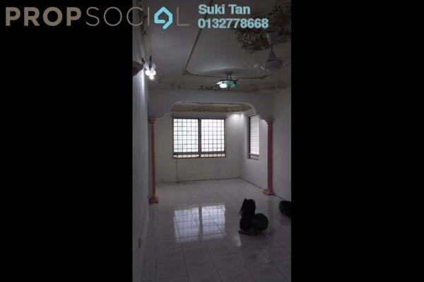 For Sale Apartment at Saujana Apartment, Damansara Damai Freehold Semi Furnished 3R/2B 255k