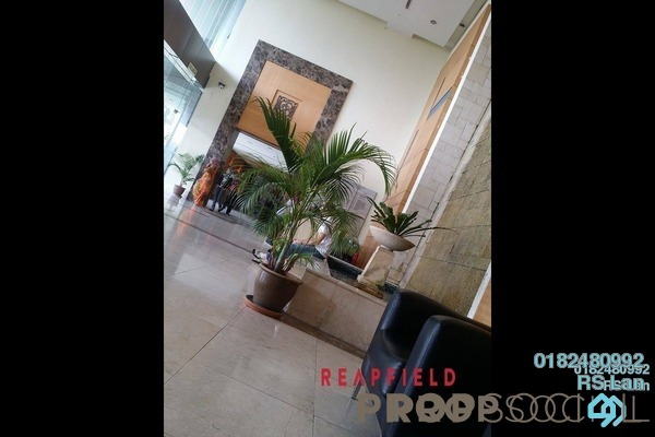 For Sale Serviced Residence at Amcorp Mall, Petaling Jaya Freehold Fully Furnished 2R/2B 650k
