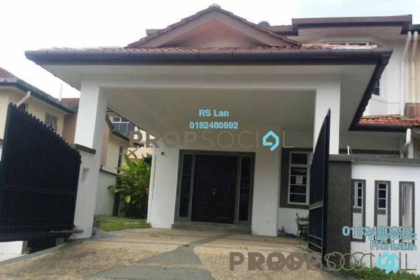 For Sale Semi-Detached at Kota Warisan, Sepang Freehold Unfurnished 3R/4B 730k