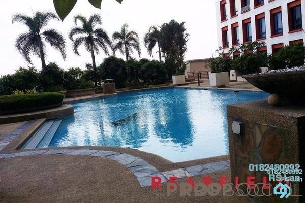 For Sale Serviced Residence at Amcorp Serviced Suites, Petaling Jaya Freehold Fully Furnished 2R/1B 650k
