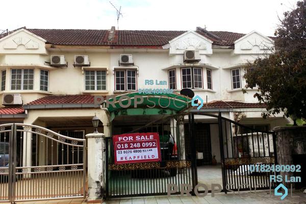 For Sale Terrace at USJ 6, UEP Subang Jaya Freehold Semi Furnished 4R/3B 745k