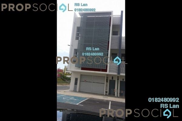 For Sale Shop at Mercato, Bandar Enstek Freehold Unfurnished 0R/3B 1.23m