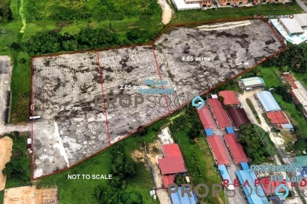 For Sale Land at Bukit Kemuning Industrial Park, Kota Kemuning Freehold Semi Furnished 0R/0B 42.4m