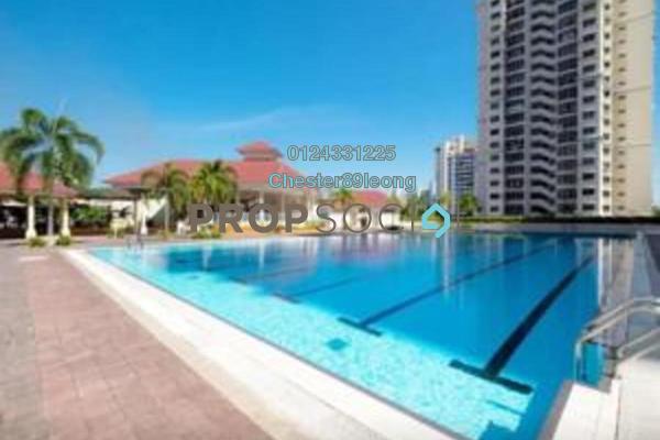 For Sale Apartment at Taman Kristal, Tanjung Tokong Freehold Semi Furnished 3R/2B 360k
