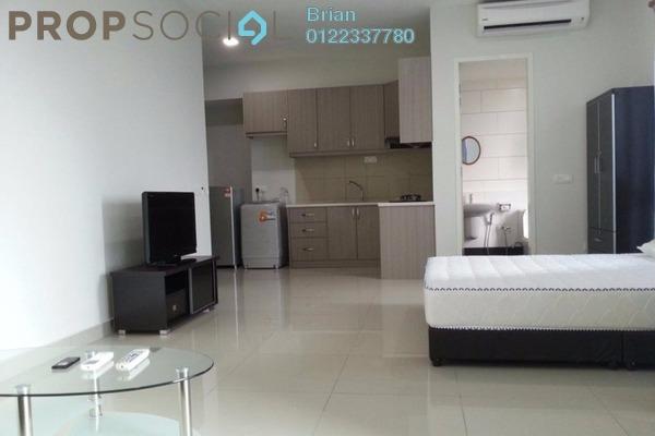 For Rent Condominium at Univ 360 Place, Seri Kembangan Freehold Fully Furnished 3R/2B 1.3k