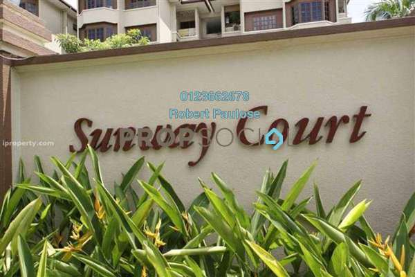 For Sale Apartment at Sunway Court, Bandar Sunway Freehold Fully Furnished 3R/2B 380k