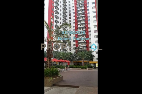 For Sale Condominium at Main Place Residence, UEP Subang Jaya Freehold Unfurnished 2R/1B 380k