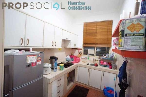 For Sale Apartment at Intan Apartment, Setiawangsa Freehold Semi Furnished 3R/2B 365k