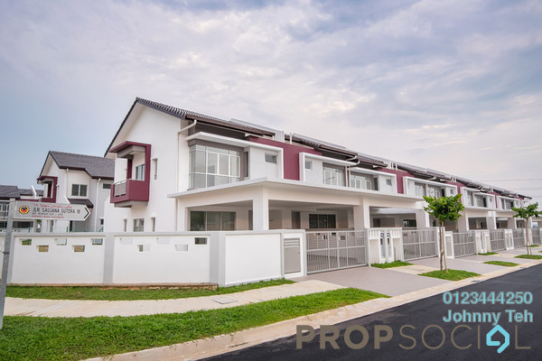For Sale Terrace at Desaria, Nilai Freehold Semi Furnished 4R/4B 512k