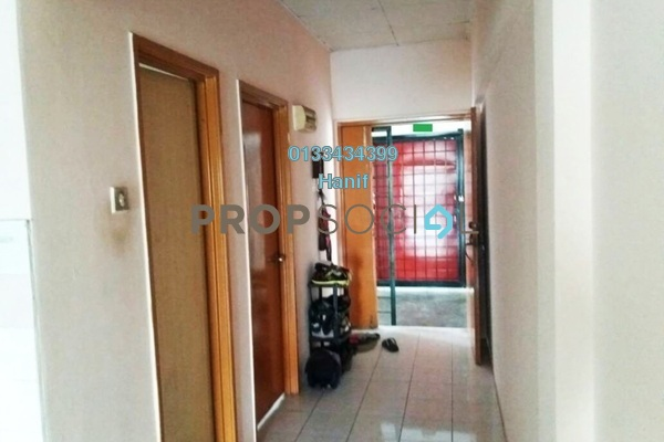 For Sale Apartment at Perdana Apartment, Shah Alam Freehold Unfurnished 3R/2B 280k