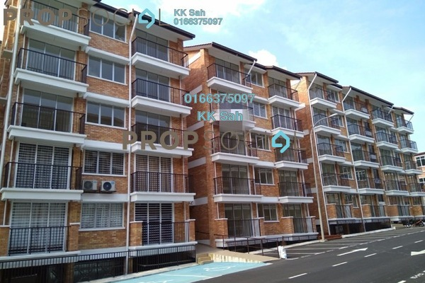 For Sale Apartment at Goodview Heights, Kajang Freehold Unfurnished 3R/2B 298k