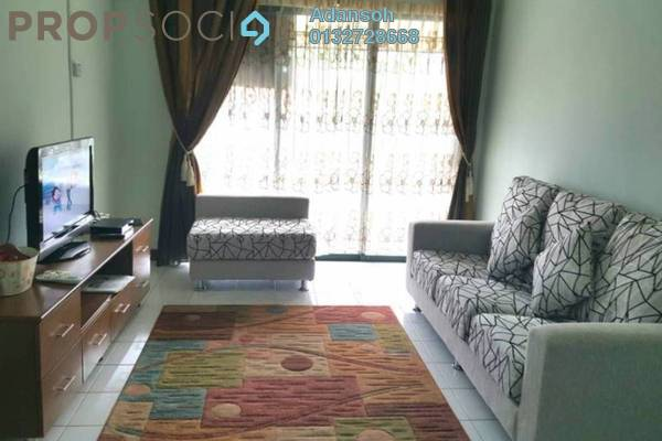 For Sale Condominium at SD Apartments, Bandar Sri Damansara Freehold Semi Furnished 3R/2B 318k