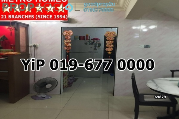 For Sale Terrace at Bandar Bukit Tinggi 2, Klang Freehold Semi Furnished 3R/2B 580k