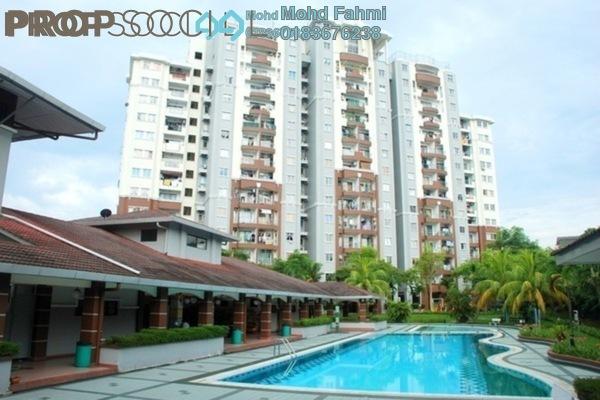 For Sale Duplex at Kemuncak Shah Alam, Shah Alam Freehold Semi Furnished 6R/5B 875k