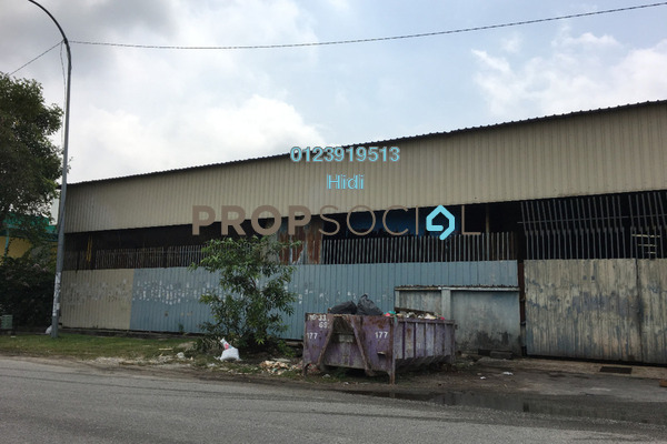 For Sale Factory at Taman Perindustrian Puchong, Puchong Freehold Fully Furnished 0R/0B 4.7m
