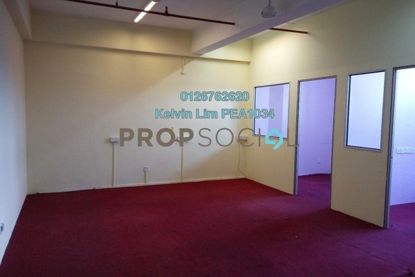 For Rent Office at Prima Avenue, Kelana Jaya Freehold Semi Furnished 3R/1B 1.4k