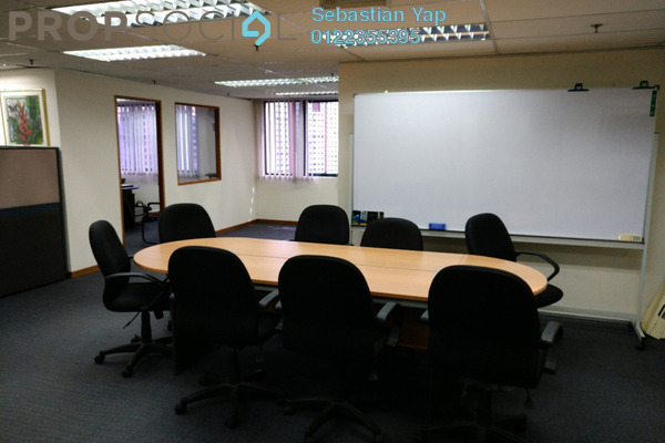 For Rent Office at The Boulevard, Mid Valley City Freehold Fully Furnished 0R/0B 5.65k