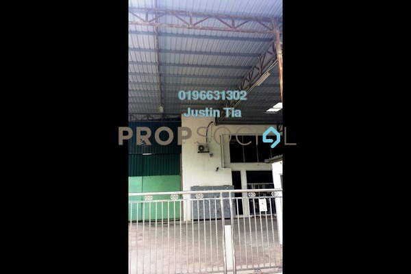 For Rent Factory at BP1, Bandar Bukit Puchong Freehold Semi Furnished 0R/0B 13k