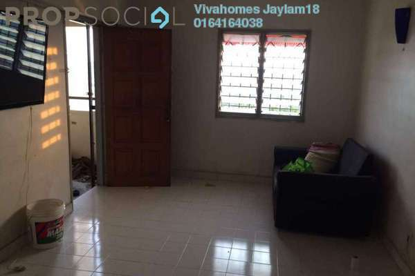 For Sale Apartment at Taman Segar, Cheras Leasehold Unfurnished 3R/1B 288k