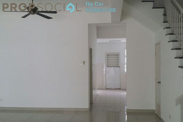 For Rent Link at Damai Residences, Kota Kemuning Freehold Semi Furnished 4R/4B 1.7k