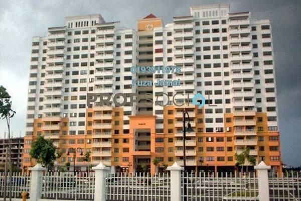 For Rent Condominium at Vista Millennium, Puchong Freehold Semi Furnished 3R/2B 1.05k