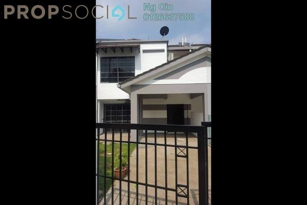 For Rent Link at Anggerik Aranda, Kota Kemuning Freehold Semi Furnished 4R/3B 2.2k