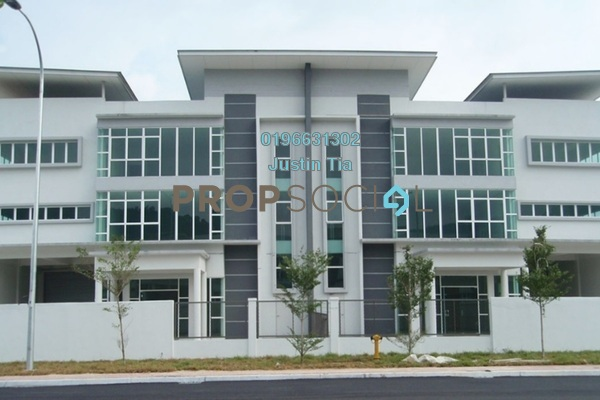 For Rent Factory at Semenyih Sentral, Semenyih Freehold Semi Furnished 0R/0B 6k