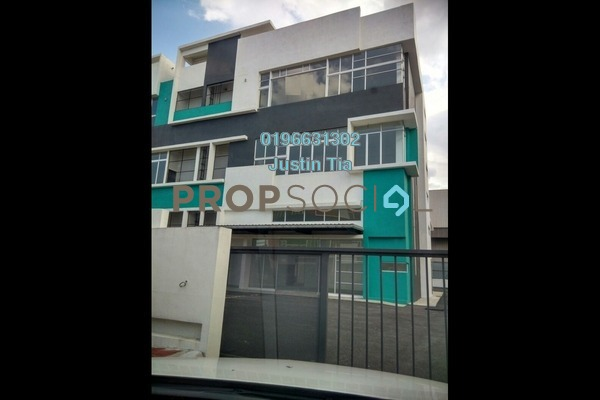 For Rent Factory at Subang Hi-Tech Industrial Park, Subang Jaya Freehold Semi Furnished 0R/0B 13k