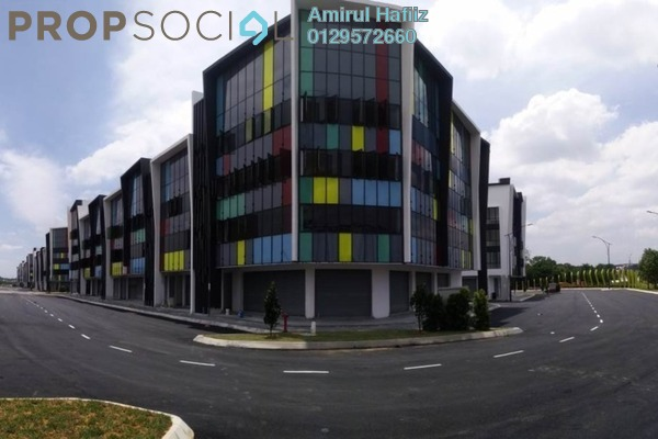 For Rent Shop at Setia EcoHill, Semenyih Freehold Unfurnished 0R/0B 2k