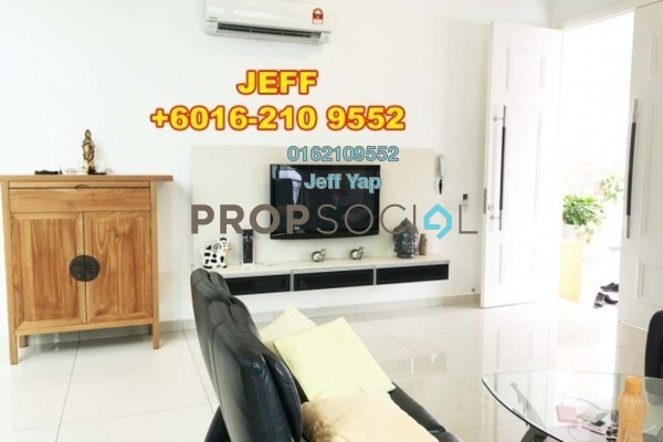 For Rent Semi-Detached at Eco Botanic, Skudai Freehold Fully Furnished 6R/5B 5k