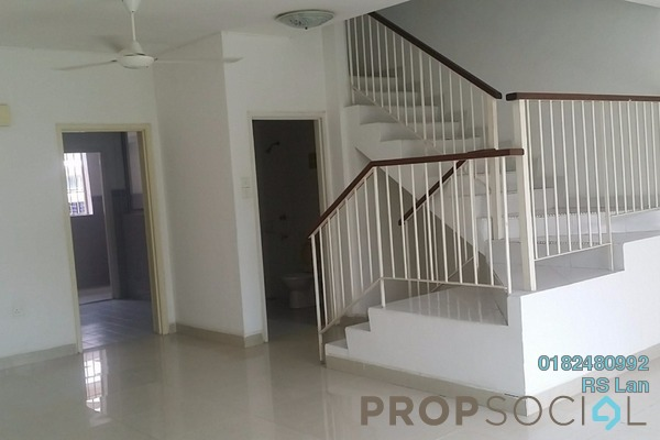 For Sale Townhouse at Cyberia Crescent 1, Cyberjaya Freehold Semi Furnished 3R/3B 560k