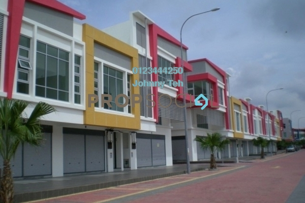 For Sale Shop at S2 Heights, Seremban 2 Freehold Unfurnished 3R/3B 920k